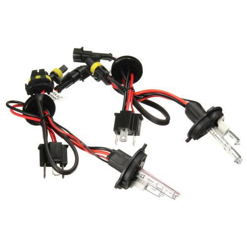 small resolution of pair h4 h4 2 35w 55w hi lo dual beam car xenon headlight hid