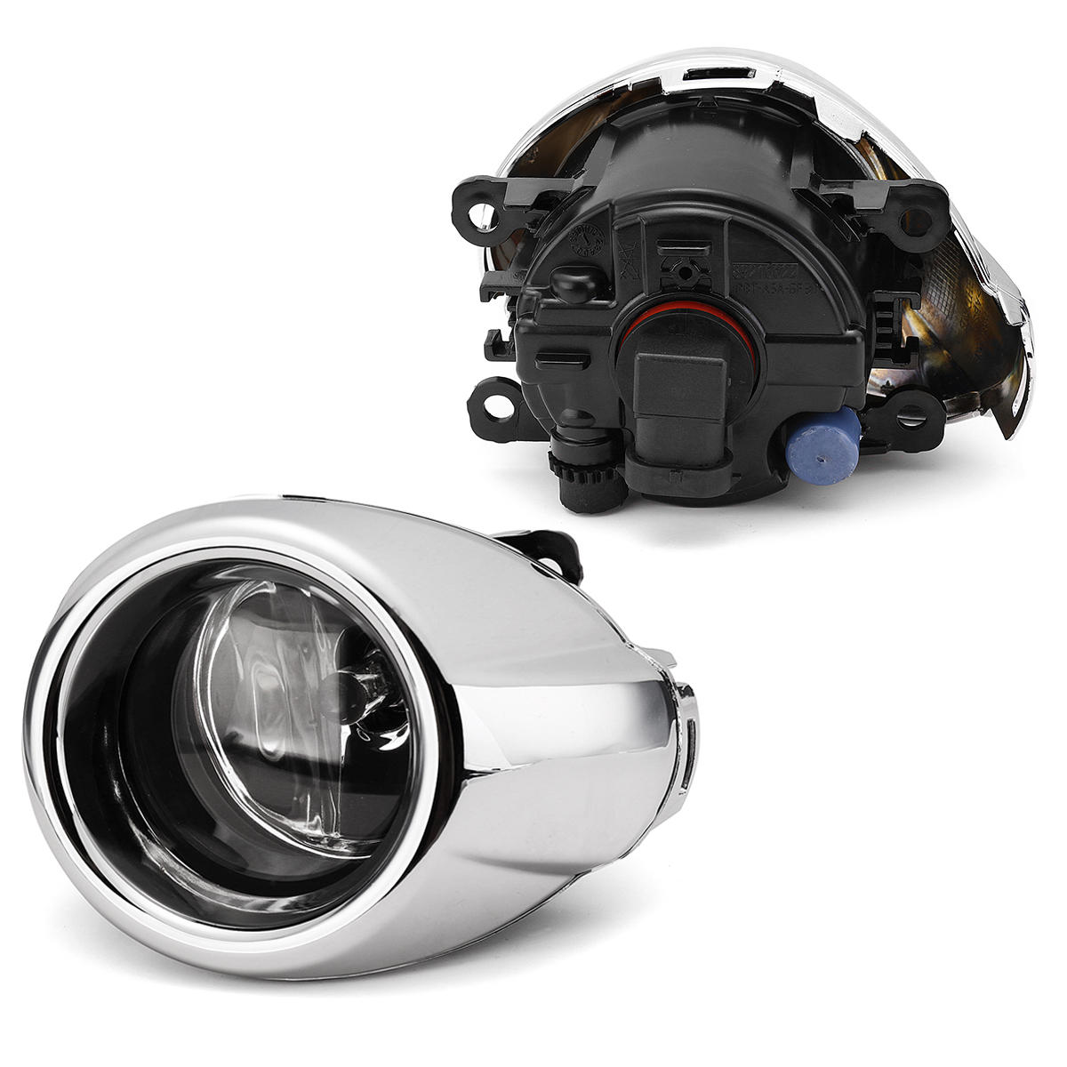 hight resolution of pair car front bumper fog lights with covers lamps wiring harness for ford focus 2012 2014 cod