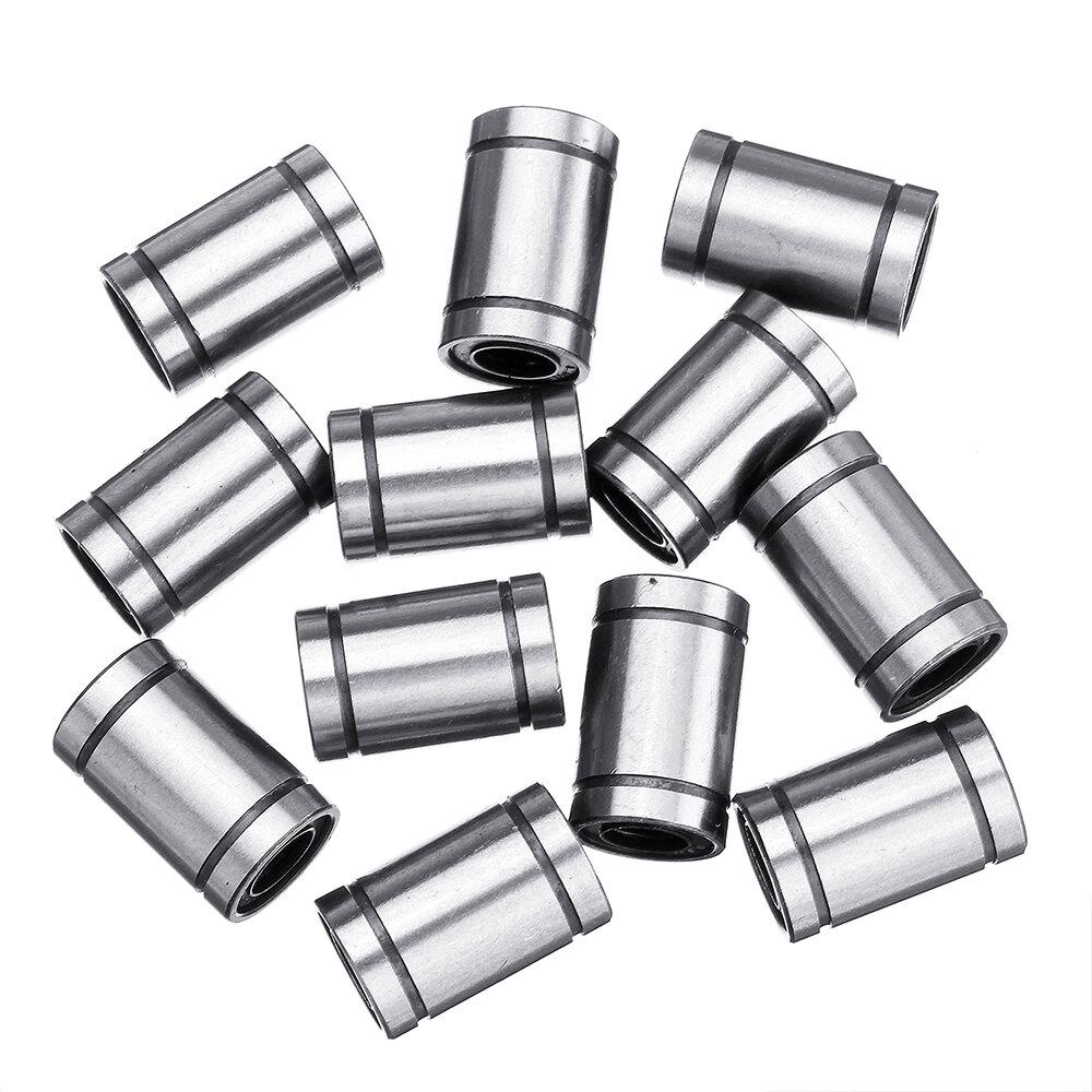 12pcs/pack 8x15x24mm lm8uu linear ball bearing for 3d