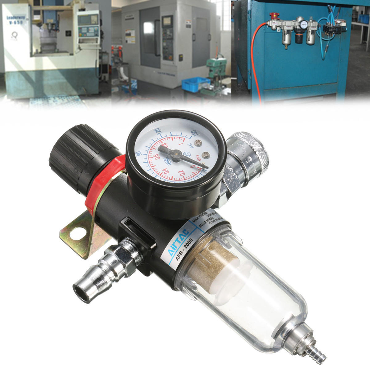 Air Compressor Water Filter