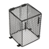 reptile basking lamp guard mesh cage light bulb protector ...