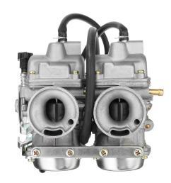 carburetor dual carb assy fuel filter for honda rebel ca cmx 250 c cmx250 ca250 [ 1200 x 1200 Pixel ]