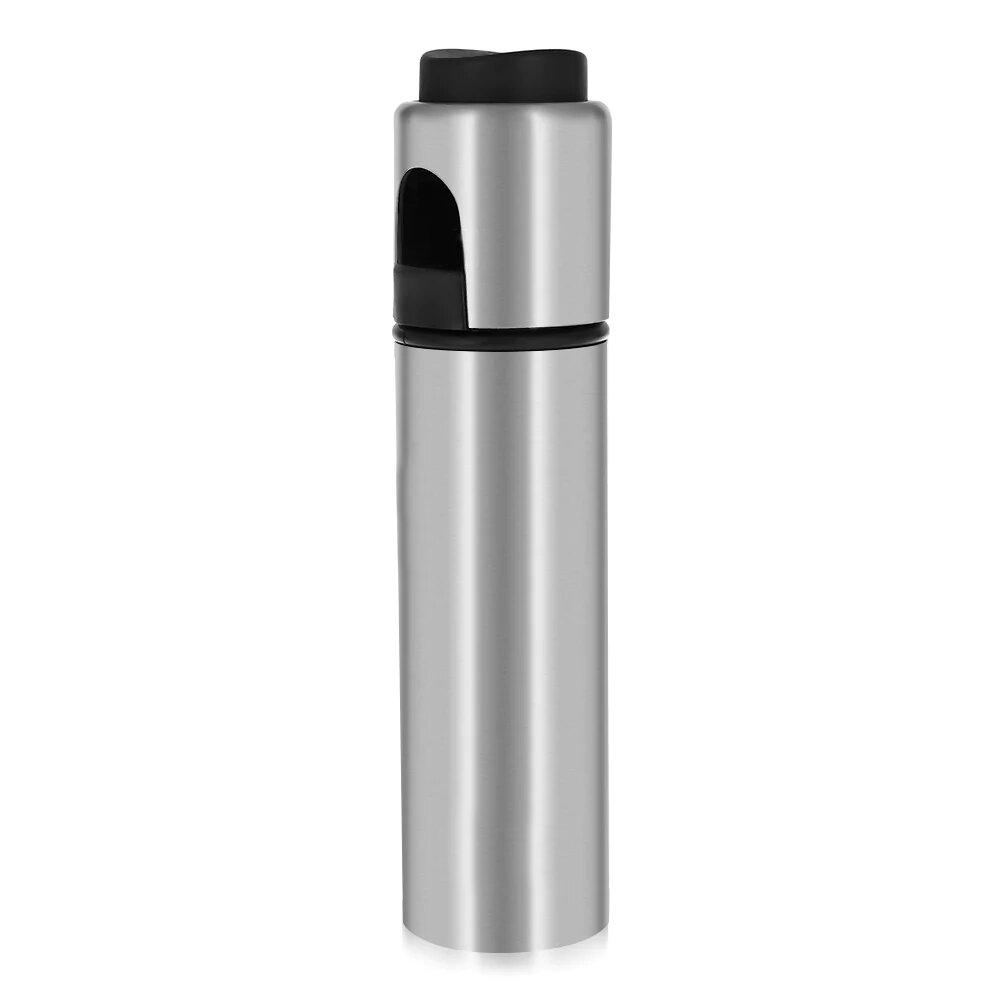 oil dispenser kitchen lowes tiles miuk flavor stainless steel sprayer vinegar mister