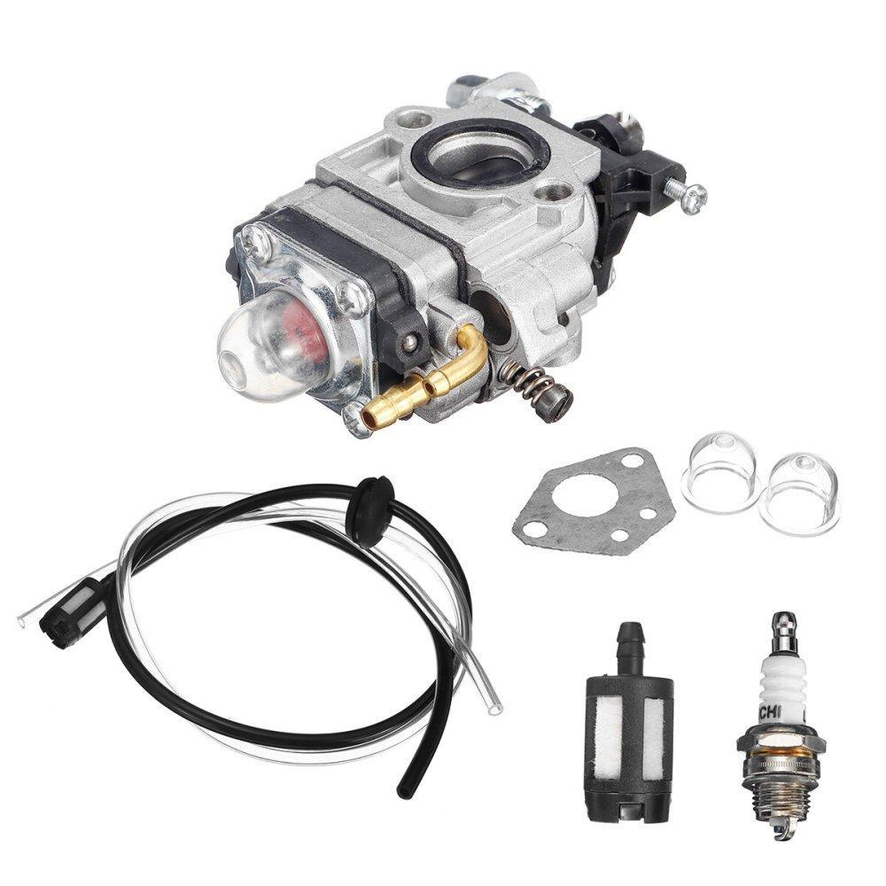 medium resolution of 43cc 47cc 49cc carb carburetor for 2 stroke engine scooter dirt pocket bike cod