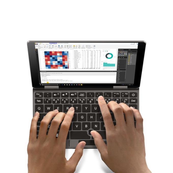 banggood ONE-NETBOOK One Mix 2S Core M3-8100Y 3.4GHz 2コア BLACK(ブラック)