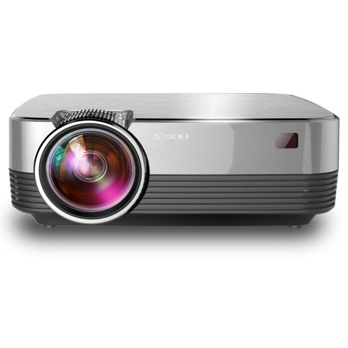 EJiale Q6 LCD Android 7.1 Projector LED Light 1280*720 1000:1 Wifi Bluetooth Projector