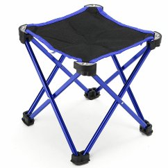 Fishing Chair Lightweight Mini High Zanlure Aluminum Folding Stool Seat For Outdoor Camping Picnic