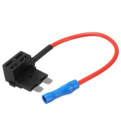 v acu add a circuit fuse tap car mini micro blade fuse box holder [ 1200 x 1200 Pixel ]
