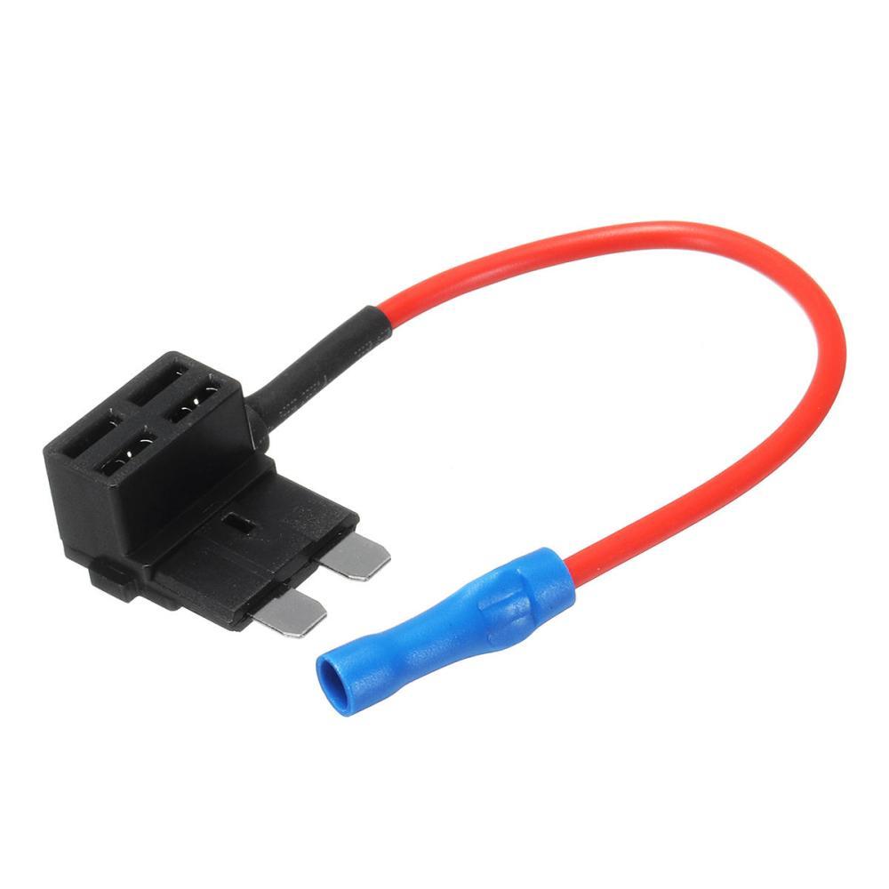 medium resolution of v acu add a circuit fuse tap car mini micro blade fuse box holder