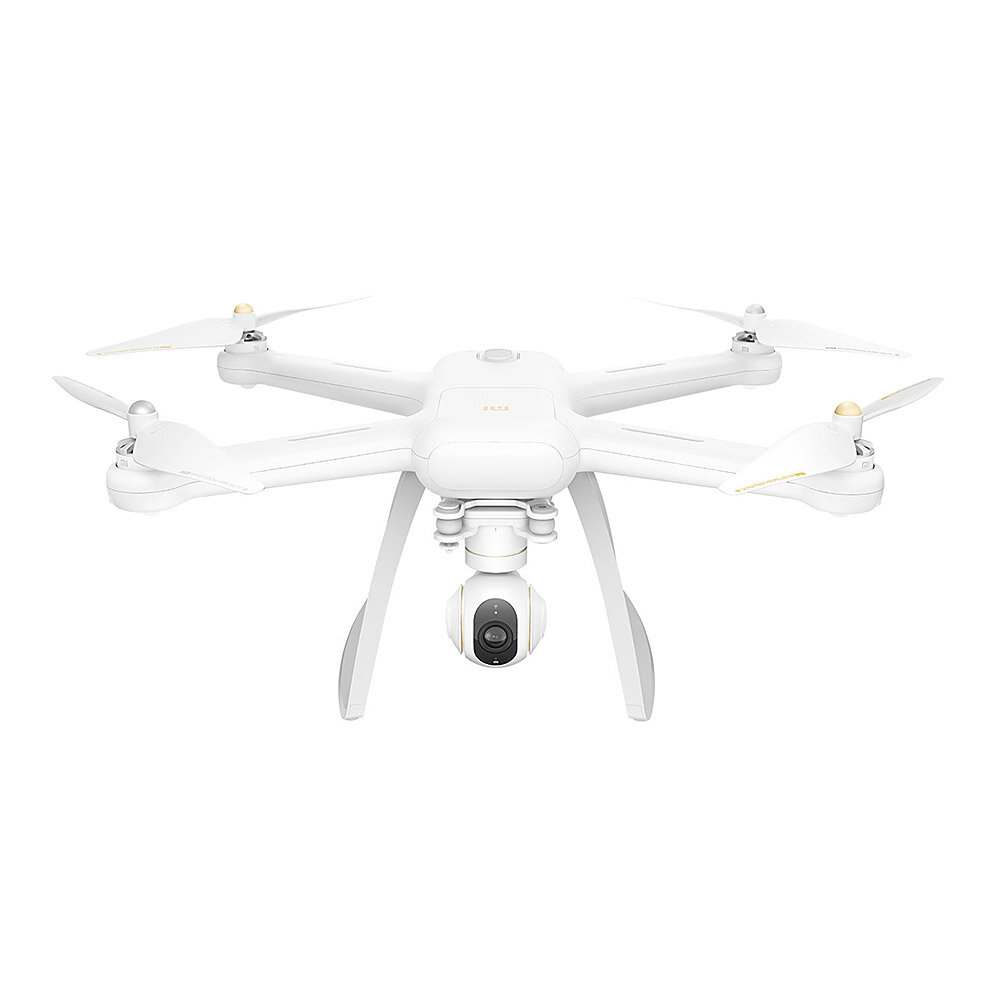 hight resolution of xiaomi mi drone wifi fpv with 4k 30fps camera 3 axis gimbal gps rc drone