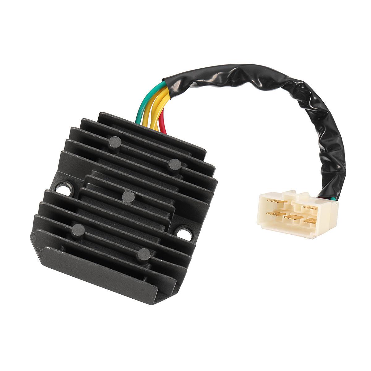hight resolution of 4 wire atv voltage regulator wiring diagram free picture