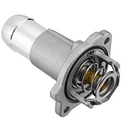 thermostat for chevy chevrolet hummer h3 gmc canyon isuzu i 280 i 290 [ 1200 x 1200 Pixel ]