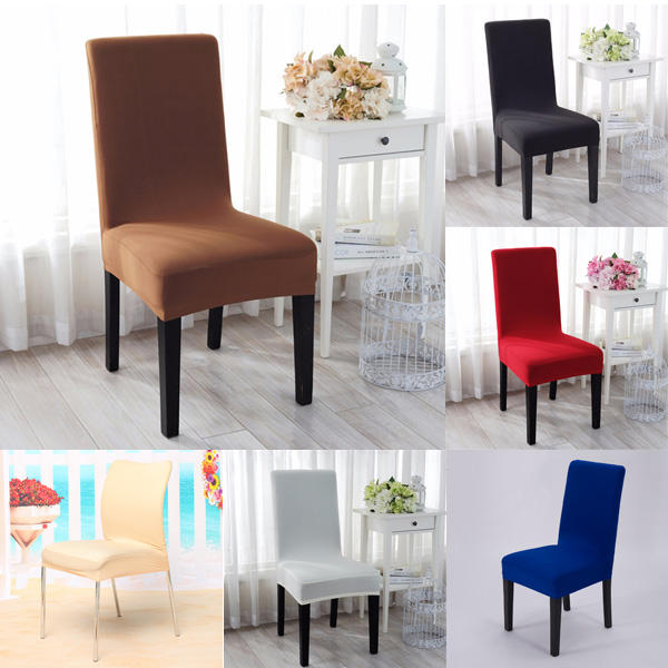 chair seat cover fabric cool office mats elegant jacquard solid color stretch other warehouse send me purchase update on messenger