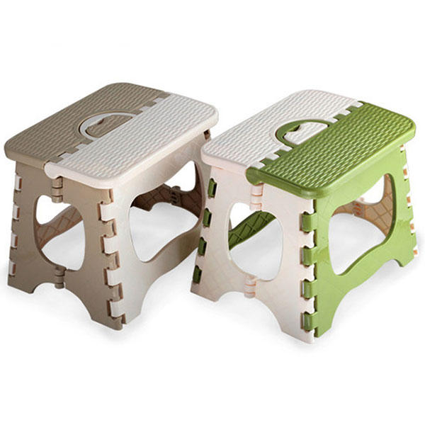 chair stool small high attaches to table portable folding plastic picnic camping customer also viewed
