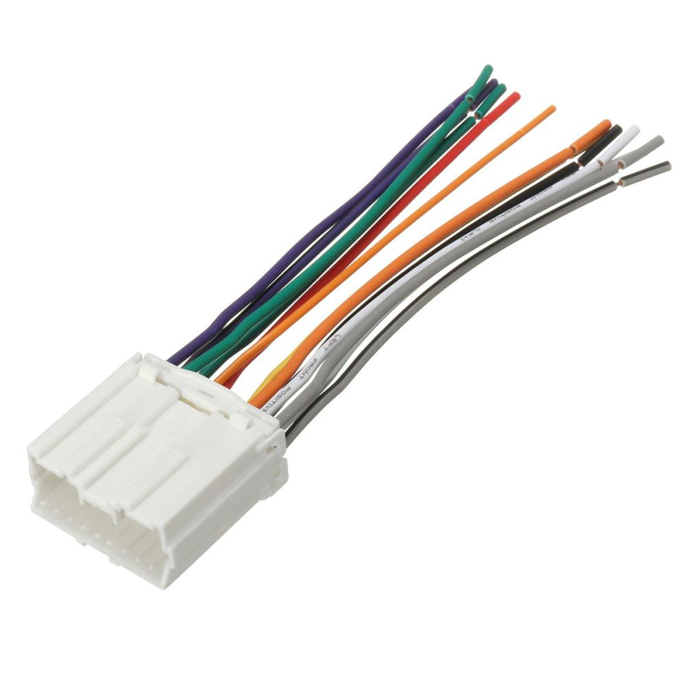 medium resolution of car stereo cd player wiring harness radio wire plug for mitsubishi 13pins sale banggood com sold out