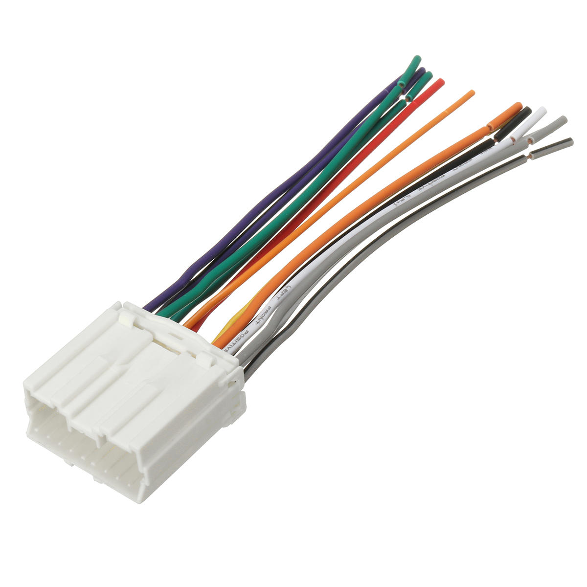 hight resolution of car stereo cd player wiring harness radio wire plug for mitsubishi 13pins sale banggood com sold out