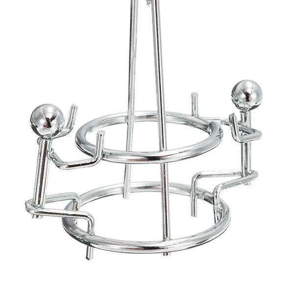 kinetic motion desk toy newton's motion toy cradle balance