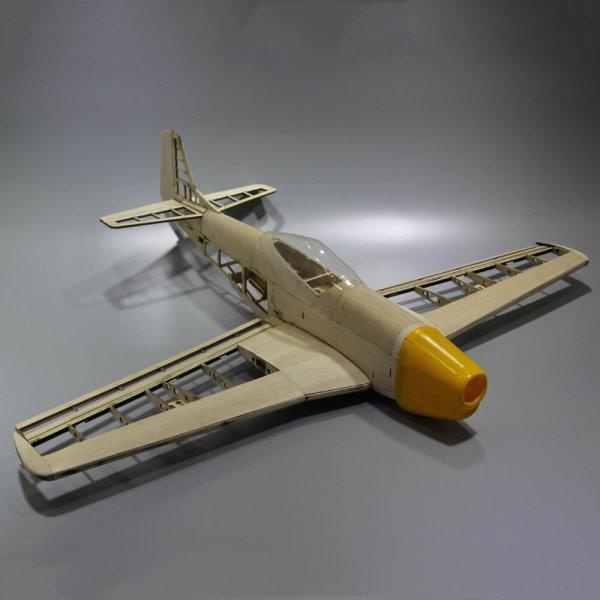 Mustang Model Airplane Plans Balsa Wood - Year of Clean Water