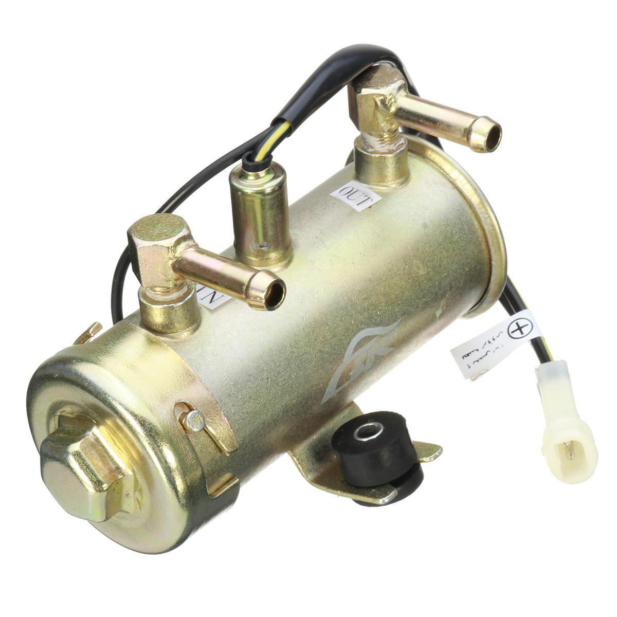 hight resolution of universal 12v electric fuel pump petrol diesel pumps kit hrf 027 for petrol diesel bio