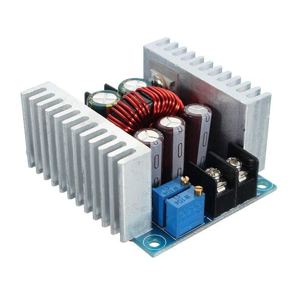 Lm317t Dc Dc Converters Step Down Dc Buck Converter Circuit Board