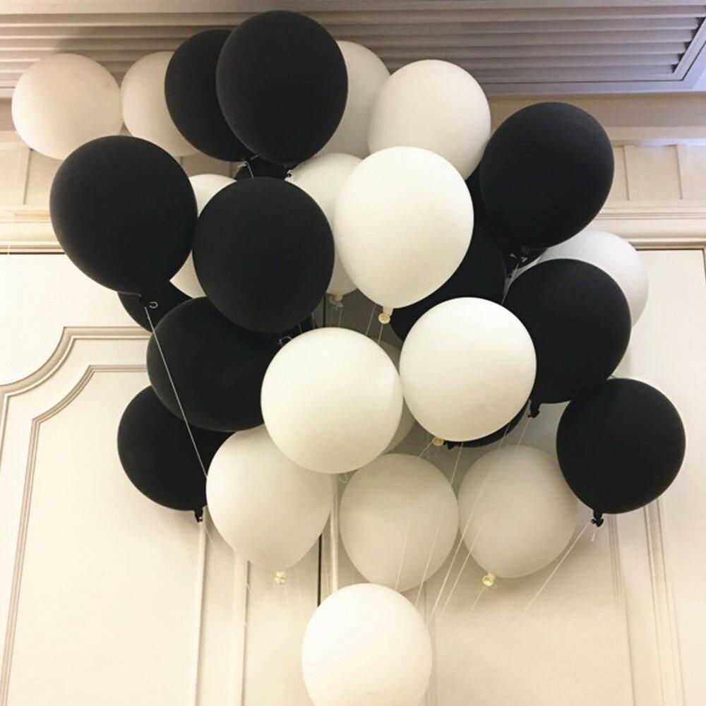 30pcs Wedding Decoration Air Balloon Birthday Party Decorations Kids Balloons Babyshower Happy