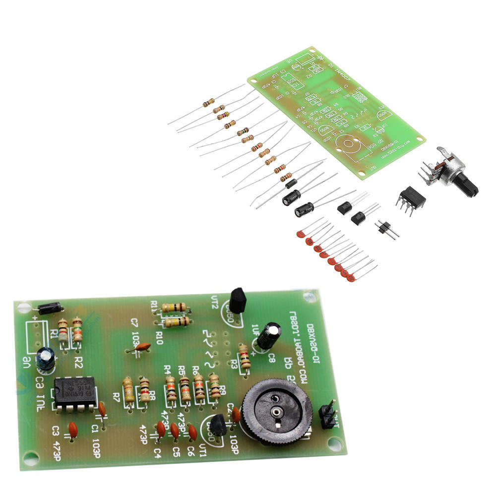 Multi Room Amplifier Electronic Components