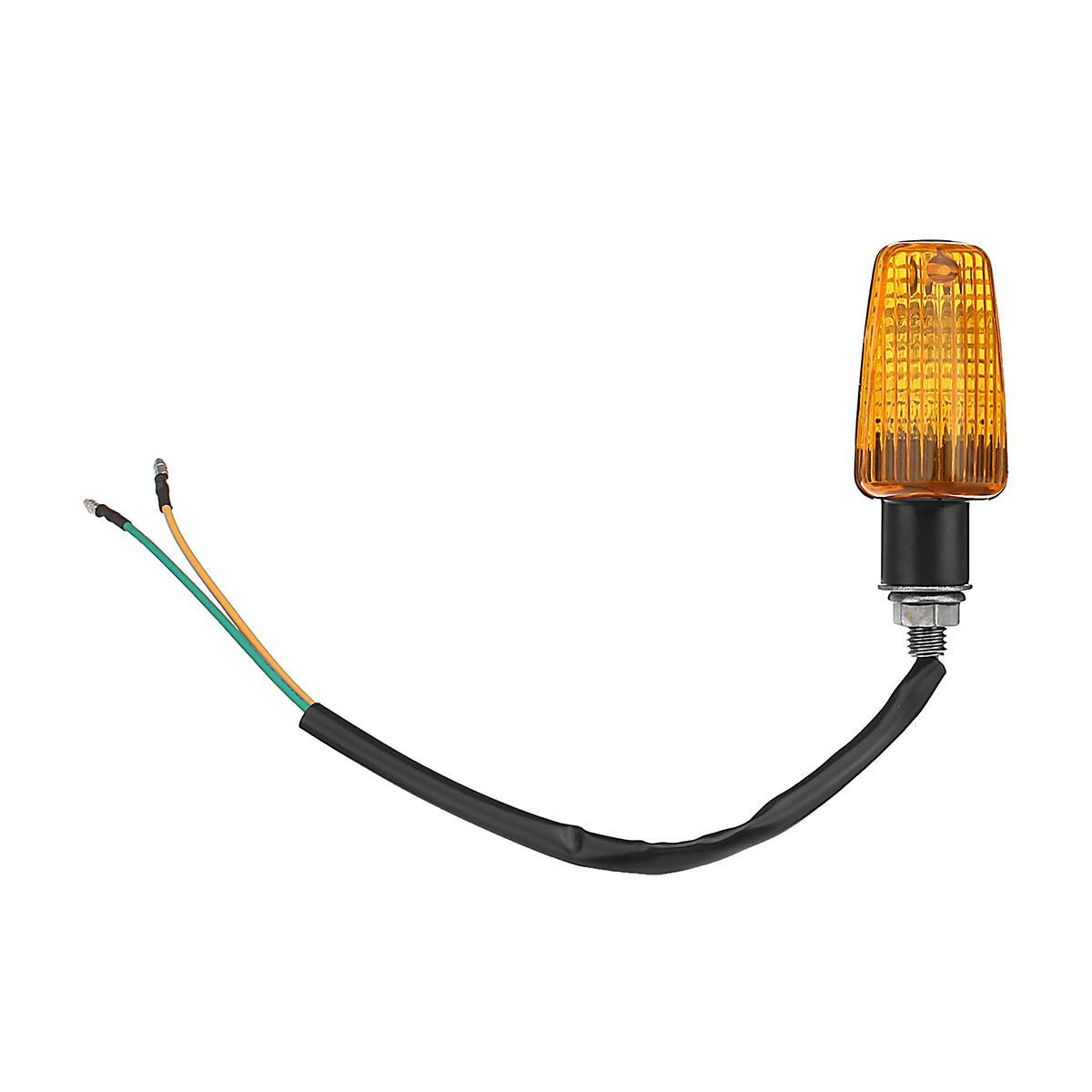 Motorcycle Motorbike Flasher Turn Signal Lamp Indicator
