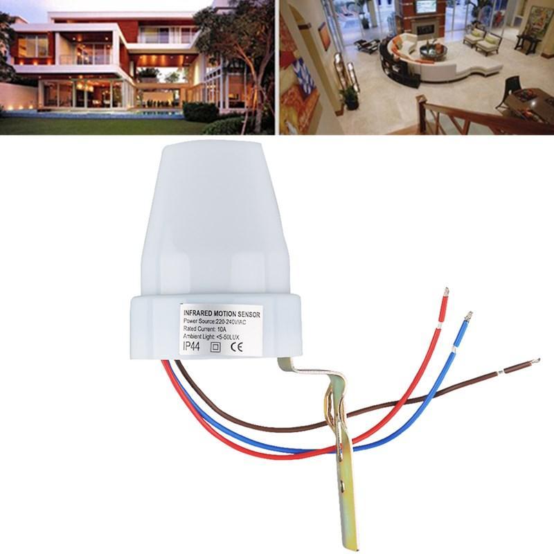 Current Sensing Switch 240v
