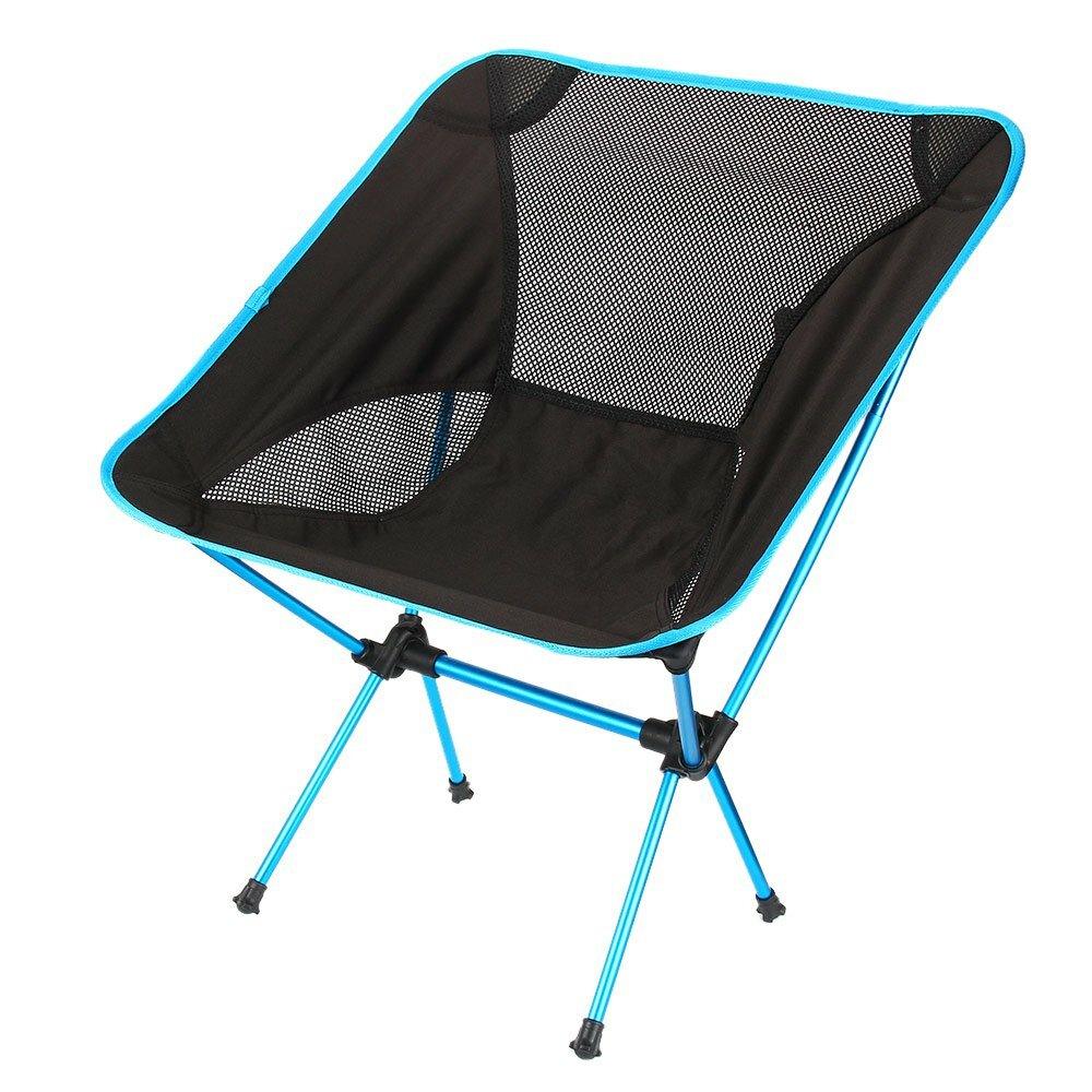 Beach Folding Chairs Outdoor Portable Folding Chair Camping Hiking Beach Seat Stool For Bbq Picnic