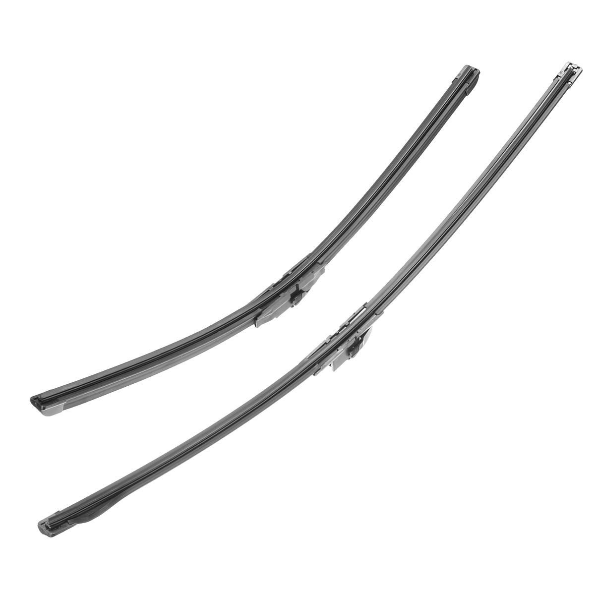New Pair Front Windscreen Wiper Blades Driver Side For