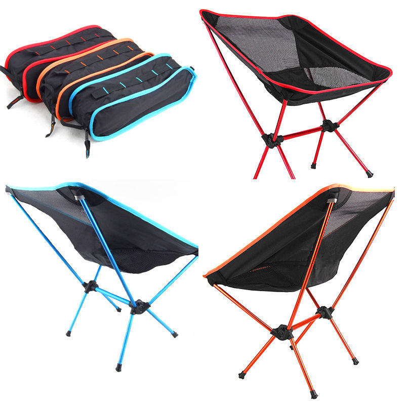 portable folding chairs black wing chair ipree outdoor camping hiking picnic bbq an error occurred
