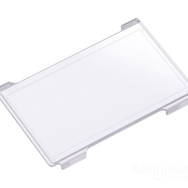 LCD Monitor Hood Hard Cover Screen Protector For Sony NEX
