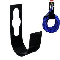 Metal Garden Hose Holder Hanger Pipe Reel Organizer Hanger ...