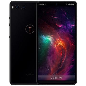 Smartisan Nut R1 6.17 inch 8GB RAM 1TB ROM Snapdragon 845 Octa core 4G Smartphone