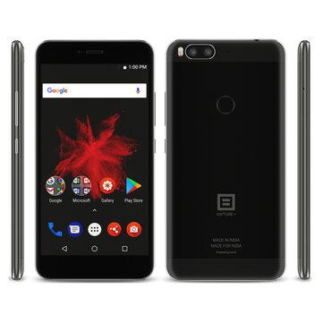 "Billion Capture Plus Global Version 5.5"" 3500mAh 13.0MP Dual Rear Cameras Support OTA 4GB 64GB Snapdragon 625 4G Smartphone"