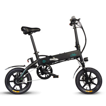 US$599.99 28% FIIDO D1 36V 250W 7.8Ah 14 Inches Folding Moped Bicycle 25km/h Max 60KM Mileage Electric Bike Bike & Bicycle from Sports & Outdoor on banggood.com