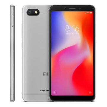 Xiaomi Redmi 6A Global Version 5.45 inch 2GB RAM 16GB ROM Helio A22 MTK6762M Quad core 4G Smartphone