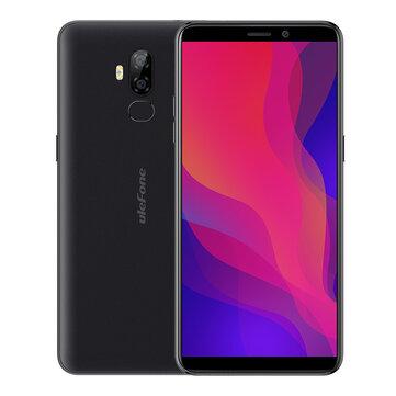 £87.36Ulefone Power 3L NFC 6350mAh Battery 6.0 inch 2GB RAM 16GB ROM MTK MT6739 Quad core 4G SmartphoneSmartphonesfromMobile Phones & Accessorieson banggood.com