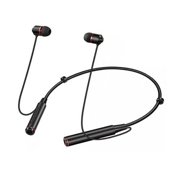 remax rb-s6 wireless bluetooth neckband earphone shocking