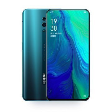 £548.03 30% OPPO Reno 6.4 Inch FHD+ AMOLED NFC 3765mAh Android 9.0 6GB 256GB Snapdragon 710 Octa Core 2.2GHz 4G Smartphone Smartphones from Mobile Phones & Accessories on banggood.com