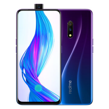 £300.94 17% OPPO Realme X 6.53 Inch FHD+ AMOLED 3765mAh 8GB RAM 128GB ROM Snapdragon 710 Octa Core 2.2GHz 4G Smartphone Smartphones from Mobile Phones & Accessories on banggood.com