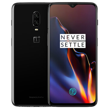 OnePlus 6T 6.41 Inch 3700mAh Fast Charge Android 9.0 6GB RAM 128GB ROM Snapdragon 845 4G Smartphone