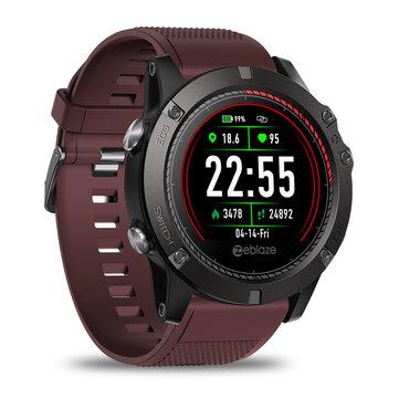 NEW Zeblaze VIBE 3 ECG Smart Watch