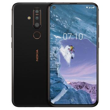 £396.32Nokia X71 6.39 inch 48MP Triple Rear Camera 6GB RAM 128GB ROM Snapdragon 660 Octa core 4G SmartphoneSmartphonesfromMobile Phones & Accessorieson banggood.com
