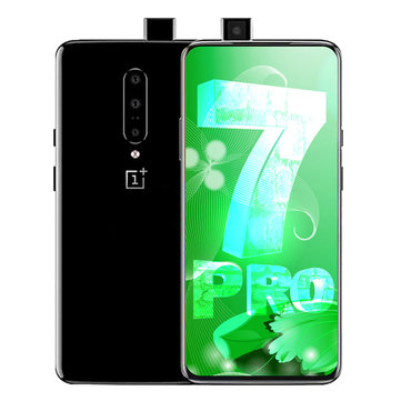£737.7537%OnePlus 7 Pro 6.64 Inch QHD+ AMOLED 90Hz Android 9.0 4000mAh 48MP Rear Camera 8GB 128GB Snapdragon 855 Octa Core UFS 3.0 4G SmartphoneSmartphonesfromMobile Phones & Accessorieson banggood.com
