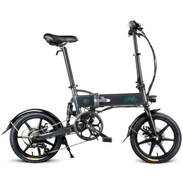 FIIDO D2 Shifting Version 36V 7.8Ah 250W 16 Inches Folding Moped Bicycle