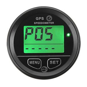 60mm 12V 24V GPS Speedometer Odometer Atv Utv Motorcycle
