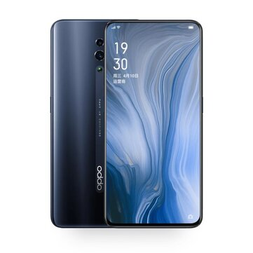 £595.01 37% OPPO Reno 6.4 Inch FHD+ AMOLED NFC 3765mAh Android 9.0 8GB 256GB Snapdragon 710 Octa Core 2.2GHz 4G Smartphone Smartphones from Mobile Phones & Accessories on banggood.com
