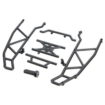 hbx 12889 1/12 2.4g 4wd mini rc car spare parts rear rack
