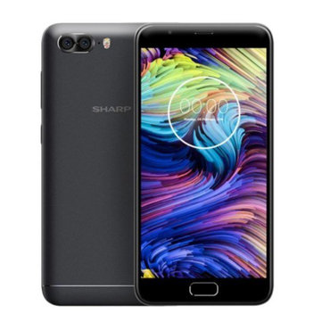 SHARP R1S 5.5 Inch 5000mAh 3GB RAM 32GB ROM 13MP+5MP Rear Cameras MT6750 Octa Core 4G Smartphone